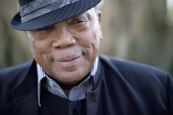 Największą gwiazdą koncertu Stańko+ będzie Quincy Jones, producent odpowiedzialny m.in. za brzmienie Michaela Jacksona.