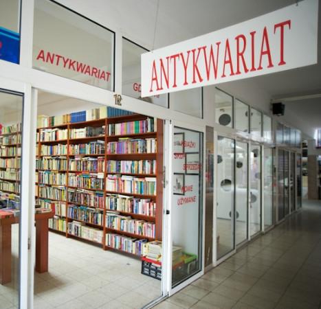 Antykwariat Gdański, otwarty 3 miesiące temu w CH Jantar, to dowód na to, że rynek antykwariacki ma się w Trójmieście dobrze.