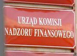 Komisja Nadzoru Finansowego jest jedyną państwową instytucją, która ostrzegała przed działalnością firmy Amber Gold.