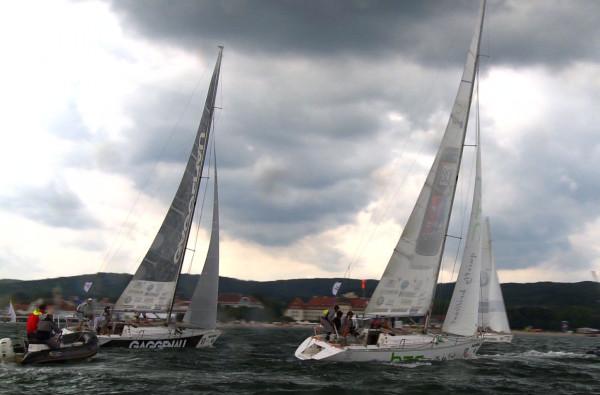 Czołowi sternicy świata rywalizują w Sopot Match Race 2012.