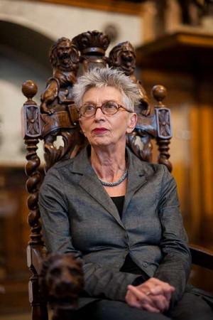 Anda Rottenberg podczas odbierania swojej nagrody potwierdziła, że z Gdańskiem nie jest bezpośrednio związana.