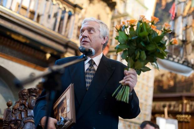 Konstanty Andrzej Kulka to jedyny z tegorocznych laureatów Neptuna, pochodzący z Grodu nad Motławą.