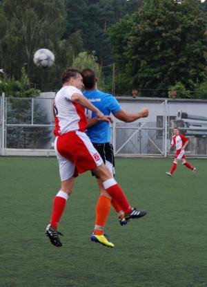 Marynarze w Pucharze Polski wyeliminowali KP Gdynia.