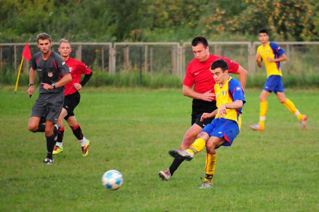 Piłkarzom Potoku Kamionki Sopot zabrakło pięć minut, aby zagrać w dogrywce.