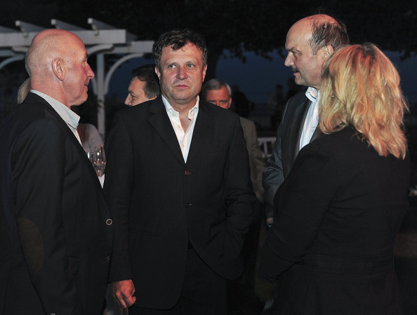 Jacek Karnowski, prezydent Sopotu i Janusz Jarosiński, prezes portu Gdynia.