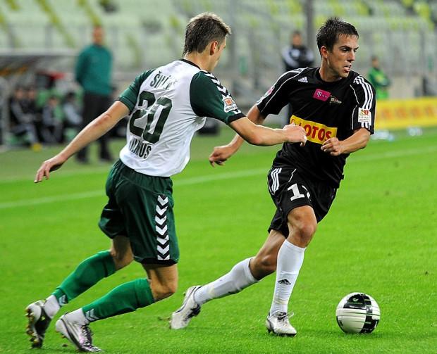 Marcin Pietrowski ostatni mecz w ekstraklasie zaliczył 1 września, a kolejny może rozegrać najwcześniej 30 września. To kara za czerwoną kartkę w Kielcach.