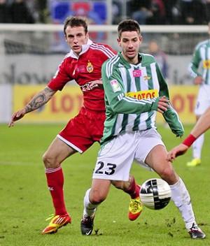 Jeśli potwierdzi się diagnoza, że Marko Bajić zerwał ścięgno Achillesa, pomocnika w tym roku nie zobaczymy już na boisku.