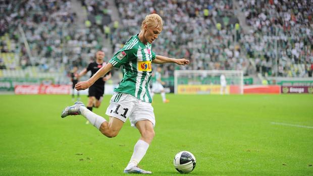 Ivans Lukjanovs nie gra już w Lechii, ale za jego reprezentacyjne występy gdański klub otrzyma pieniądze z UEFA.