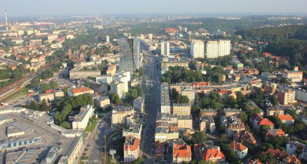 Biurowiec Neptun będzie najwyższym budynkiem w Gdańsku i szóstym wysokościowcem we Wrzeszczu.