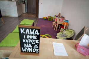 Tarabum Cafe celuje w rodziców, którzy chcą aktywnie spędzać czas ze swoimi pociechami.