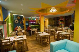 El Dorado w Sopocie serwuje kuchnię meksykańską na porządnym poziomie.