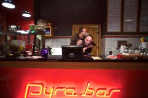 Pyra Bar serwuje ziemniaki na sto sposobów i jest jedną z najtańszych restauracji w centrum Gdańska.