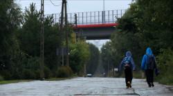 Ulica Niegowska w Gdańsku. Jej stan po zakończeniu budowy estakady wciąż pozostawia wiele do życzenia.