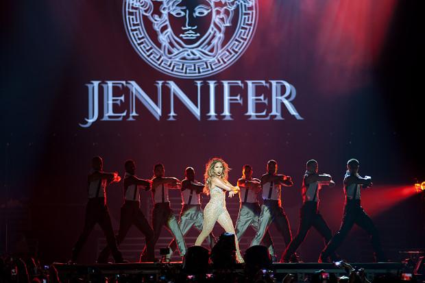 Jennifer Lopez zaprezentowała taneczno-muzyczny show, jakiego PGE Arena Gdańsk jeszcze nie widziała.