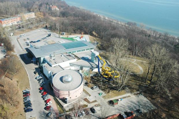 Sopocki aquapark nie jest inwestycją dochodową, regularnie przynosi straty.