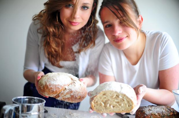 Tosia i Śliwka prowadzą dwa blogi kulinarne