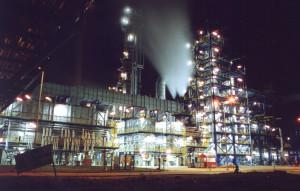 ...niż firma posiadająca jedną z najnowocześniejszych i najbardziej wydajnych rafinerii w Europie?