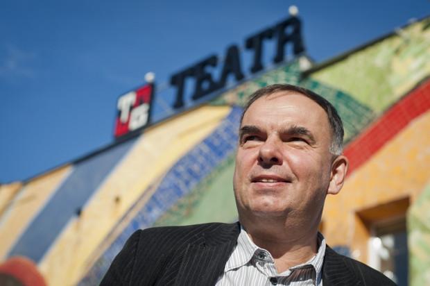 """Dyrektor Teatru Miejskiego w Gdyni, Krzysztof Babicki, wystawi """"Królową Śniegu"""" Andersena, zaś wiosną """"Biesy"""" Dostojewskiego."""