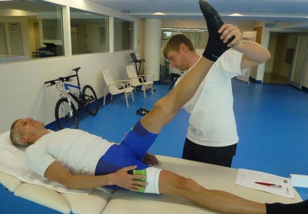 Dobór odpowiedniej pozycji jazdy na rowerze w Laboratorium VeloLab