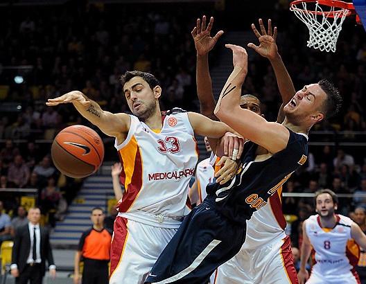 W minionym sezonie Galatasaray dwukrotnie ograł w Eurolidze Asseco Prokom Gdynia. Czy Trefl Sopot zagra z lepszym skutkiem niż mistrz Polski?