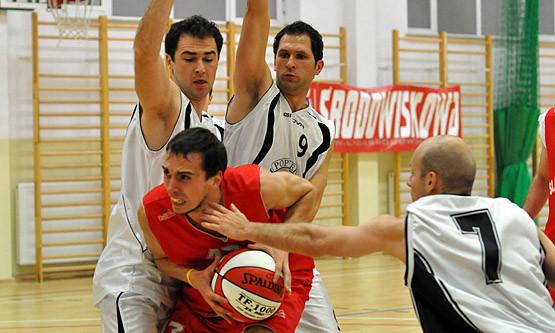Koszykarze Ligi Środowiskowej spróbują swoich sił w Międzynarodowej Amatorskiej Lidze Koszykówki