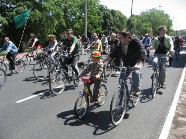 Wielki Przejazd Rowerowy - zwycięzca kategorii Aktywność Trójmiasta