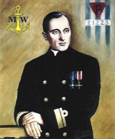 Błogosławiony ks. komandor Władysław Miegoń.