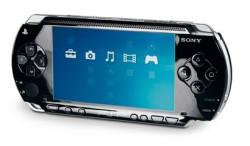 Przenośna konsola PlayStation Portable.