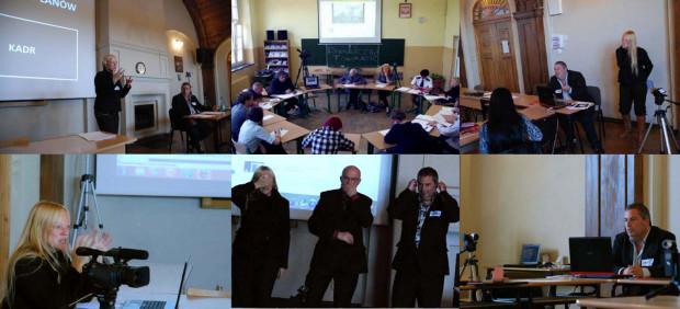 Projekt prowadzony jest przez Fundację Citizen Project. Jego autorami są gdańscy animatorzy kultury: Beata Staszyńska i Onno Hansen.