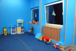 Pomieszczenia przedszkola sa w pełni dostosowane do potrzeb dzieci.