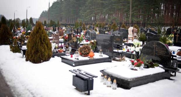 Powierzchnia cmentarza w Kosakowie po rozbudowie ma się zwiększyć do 20 hektarów.