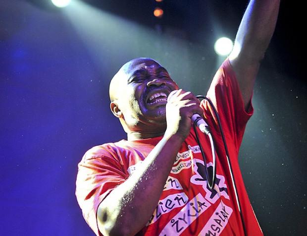 Larry Okey Ugwu - pomysłodawca festiwalu Metropolia Jest Okey.