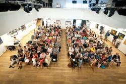 Literacki Sopot na spotkania autorskie z cenionymi reportażystami przyciągał tłumy chętnych.