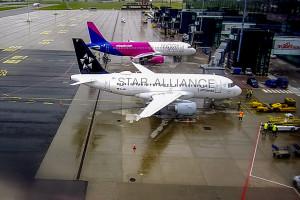 Lotnisko w Rębiechowie
