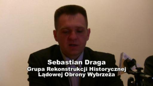 Konferencja trojmiasto.pl. Poszukiwania legendarnego sztandaru obrońców Wybrzeża