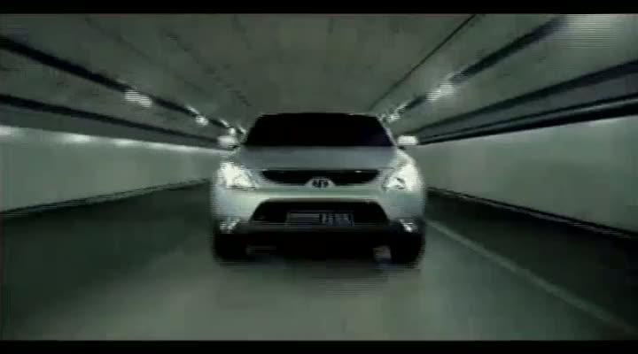 Hyundai ix55 - wielki nieobecny