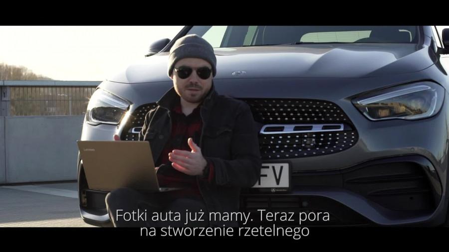 Sesja sprzedażowa Twojego samochodu: wideo 10674