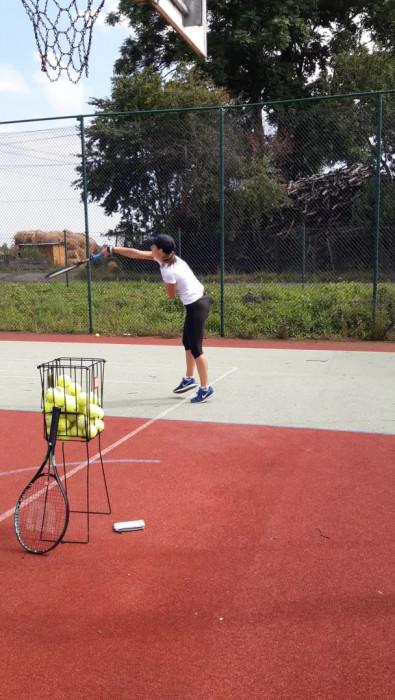 Tenis ziemny -nauka i gra profesjonalna: wideo 11080