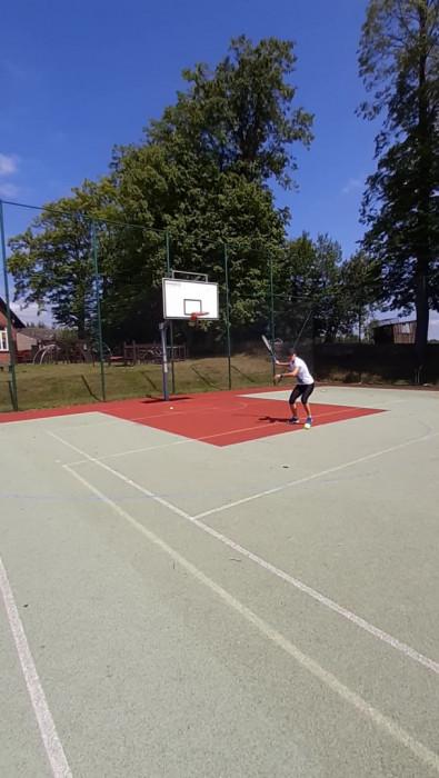 Tenis ziemny -nauka i gra profesjonalna: wideo 11084
