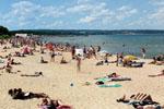 Plaża Brzeźno - Molo
