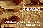Impresja - artystyczne malowanie ścian