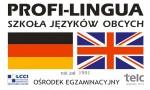 Logo Profi-Lingua Szkoła Języków Obcych