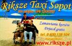 Logo Riksze Taxi Sopot