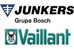 Autoryzowany serwis Junkers i Vaillant
