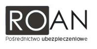 Pośrednictwo Ubezpieczeniowe ROAN Anna Jankowska