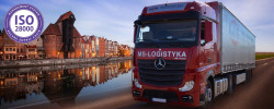 MS-Logistyka Gdańsk