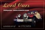 Przejazdy Okolicznościowe Lord Cars