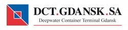 Logo DCT Gdańsk