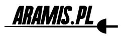 Logo Szkoła Fechtunku Aramis