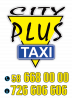 Logo City Plus Taxi